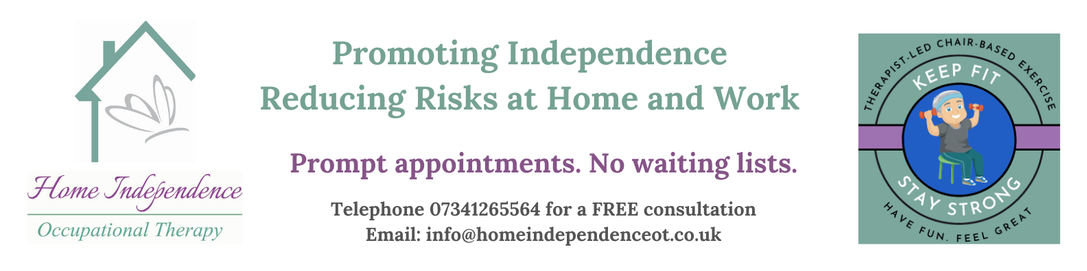 Home Independence Occupational Therapy -